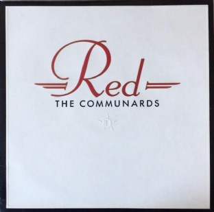 Communards (The) ‎- Red (LP) (VG/VG++)
